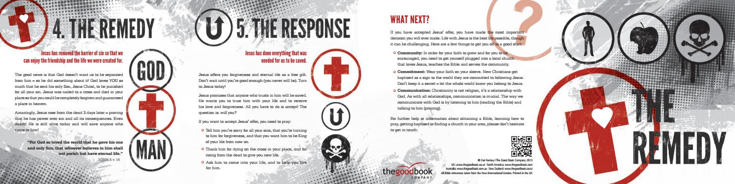 Look Inside: b'The Remedy' by The Good Book Company - issuu