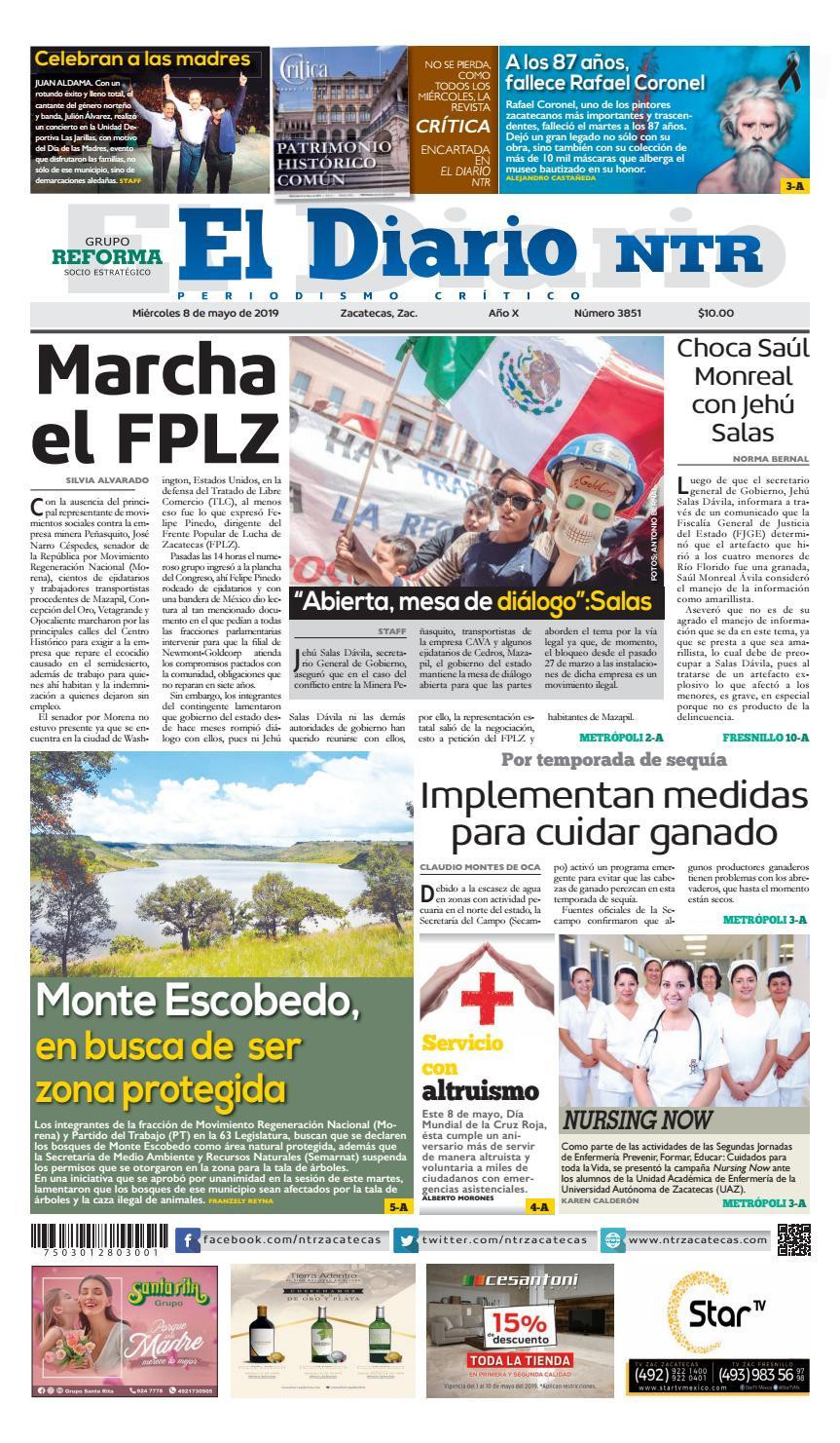 078b1f43f6b4 Diario NTR by NTR Medios de Comunicación - issuu