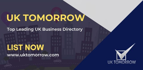 UK Tomorrow Best UK Local Business Directory by uktomorrow