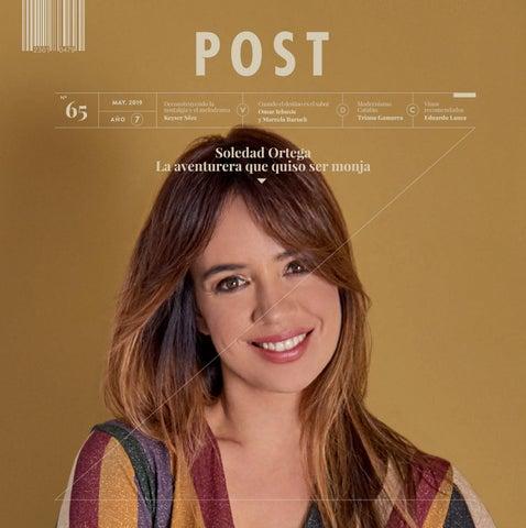 3cf1f7dea5 Post 65 by REVISTA POST - issuu