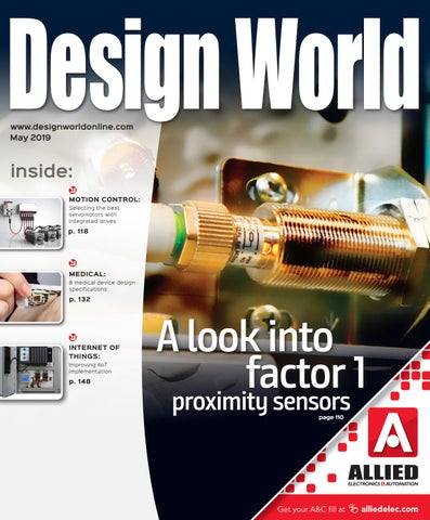 DESIGN WORLD MAY 2019 by WTWH Media LLC - issuu