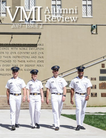 b919d183800c6 2019-Issue 2 Alumni Review by VMI Alumni Agencies - issuu