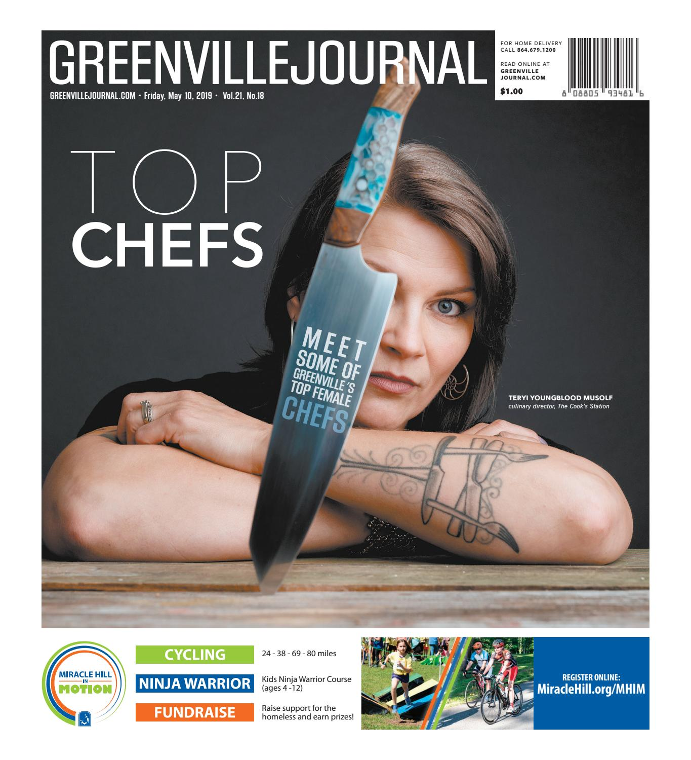 May 10, 2019 Greenville Journal by Community Journals - issuu