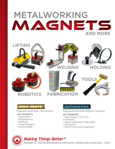 MAG-MATE MX1000DL Cup Magnet withD Shaped Swivel Loop 7 lb