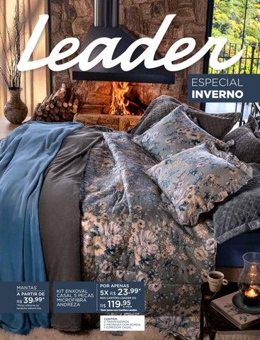 2f463171a4 Catálogo Especial de Inverno - 16 a 29 05 19 by Lojas Leader - issuu