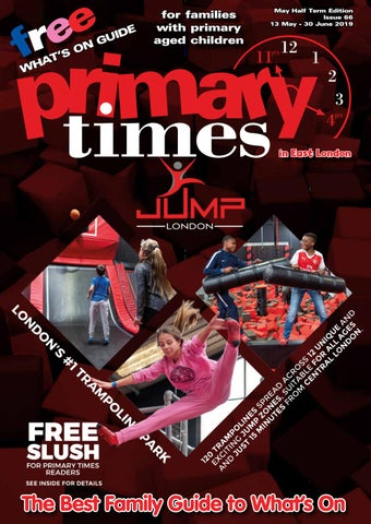 East London May 2019 Primary Times by Alison Watson - issuu