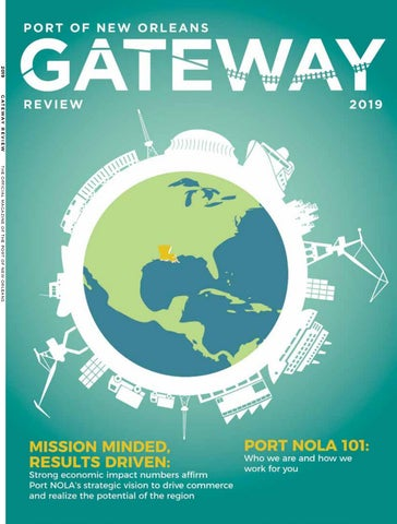 Port NOLA | Gateway Review Saia Transit Map Houston on