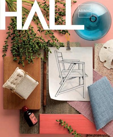 250edad1414c Revista Hall 58ª Edição - maio de 2019 by ABIMAD - issuu