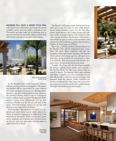 Page 2 of The Bayside Club: An Inside Look