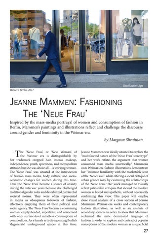 Page 27 of Jeanne Mammen: Fashioning the 'Neue Frau'