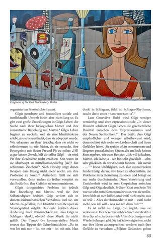 Page 33 of Gilgi: Der sprachliche Kampf für die Emanzipation einer Frau