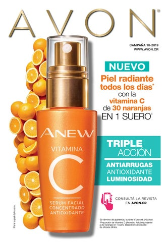 c9940630b9 Revista Campaña 10 2019 by Avon de Costa Rica - issuu