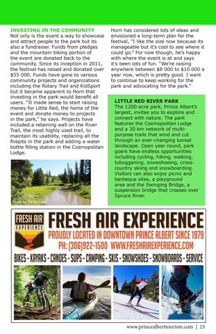 Page 23 of Pine Needle Mountain Bike & Music Festival
