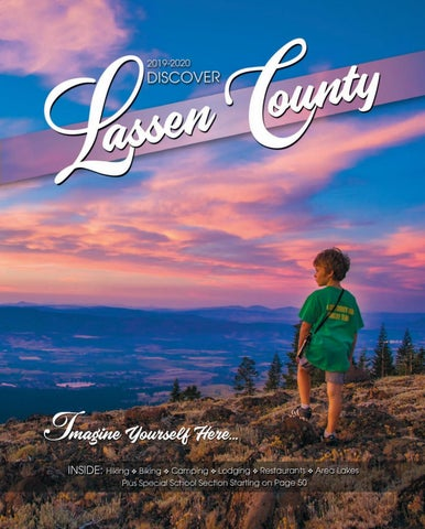2c51170ee7d Lassen County Visitors Guide 2019-2020 by Feather Publishing - issuu