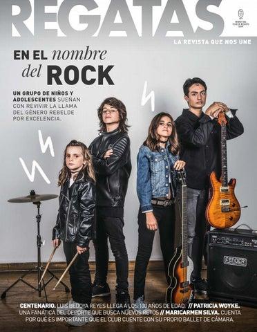 0e919d6639 REGATAS | Edición 292 | EN EL NOMBRE DEL ROCK by REGATAS - issuu