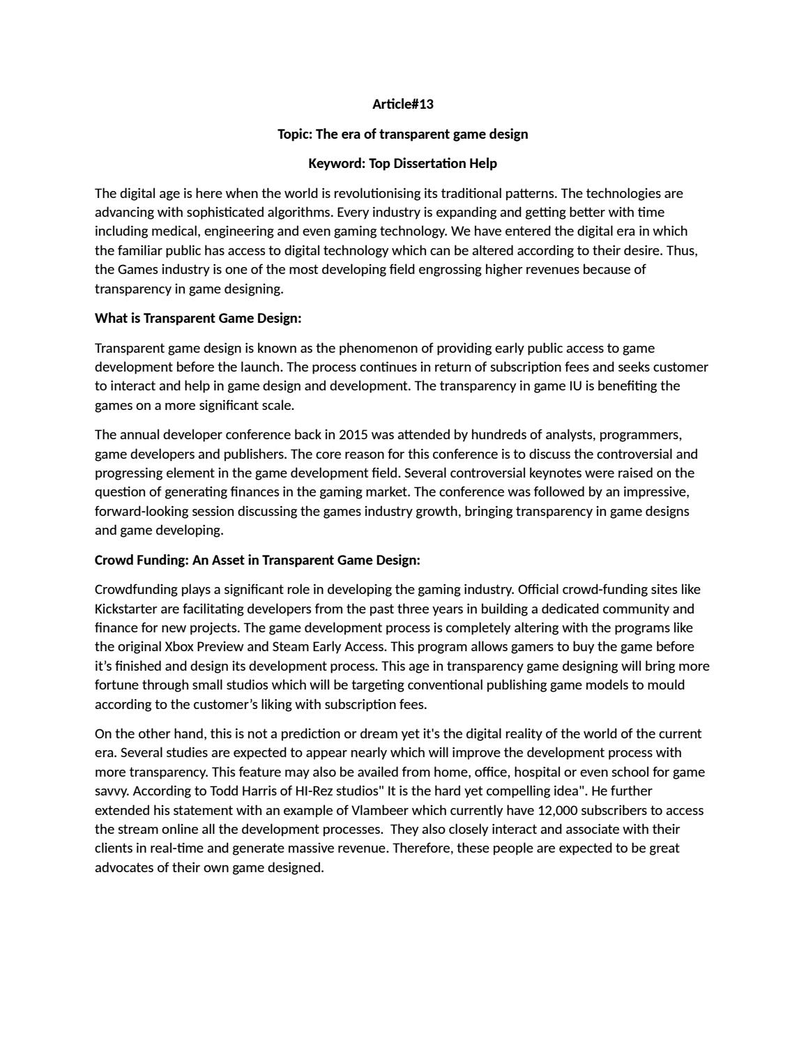 Professional dissertation chapter proofreading services uk