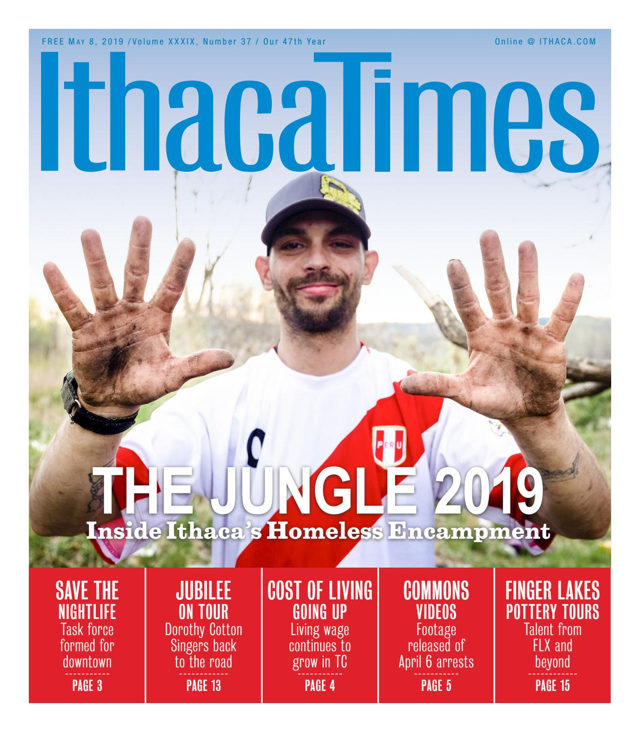 May 8, 2019 by Ithaca Times - issuu
