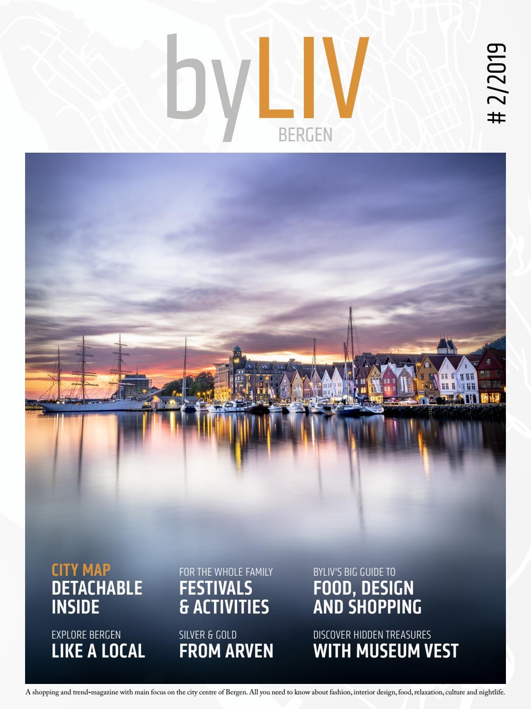 byLIV Bergen #2/2019 by Bergen Sentrum - issuu