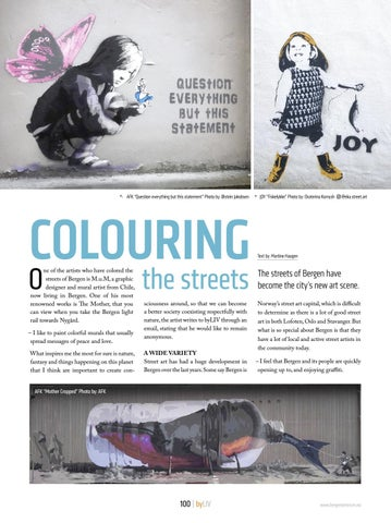 Page 100 of Colouring the streets