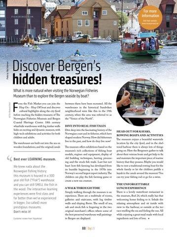 Page 88 of Discover Bergen's hidden treasures!