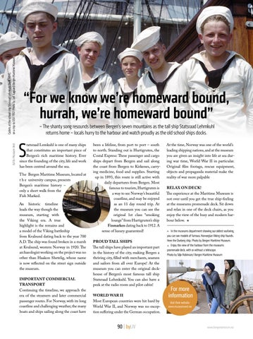 """Page 90 of """"For we know we're homeward bound, hurrah, we're homeward bound"""""""