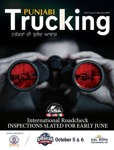 Punjabi Trucking Magazine May June 2019 By Punjabi Trucking Issuu