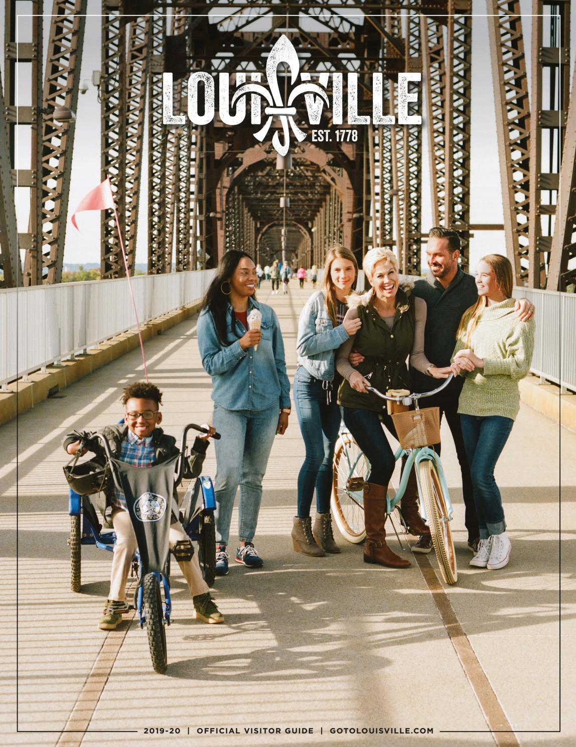 Louisville Tourism Visitor Guide by Louisville Convention & Visitors