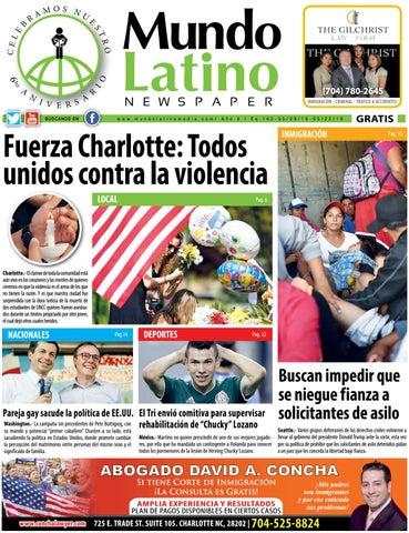 e0ada797c9 MUNDO LATINO NEWSPAPER EDICION #162 by MundoLatinoNewspaper - issuu