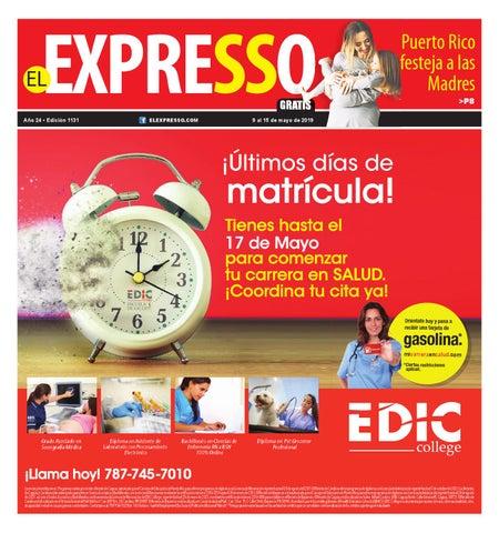 93103f66d40 El Expresso 1131 by El Expresso de Puerto Rico - issuu