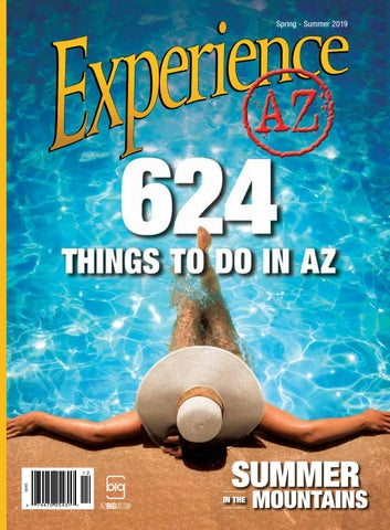 542a4af5 Experience AZ Spring - Summer 2019 by AZ Big Media - issuu