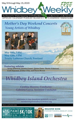 Whidbey Weekly May 9, 2019