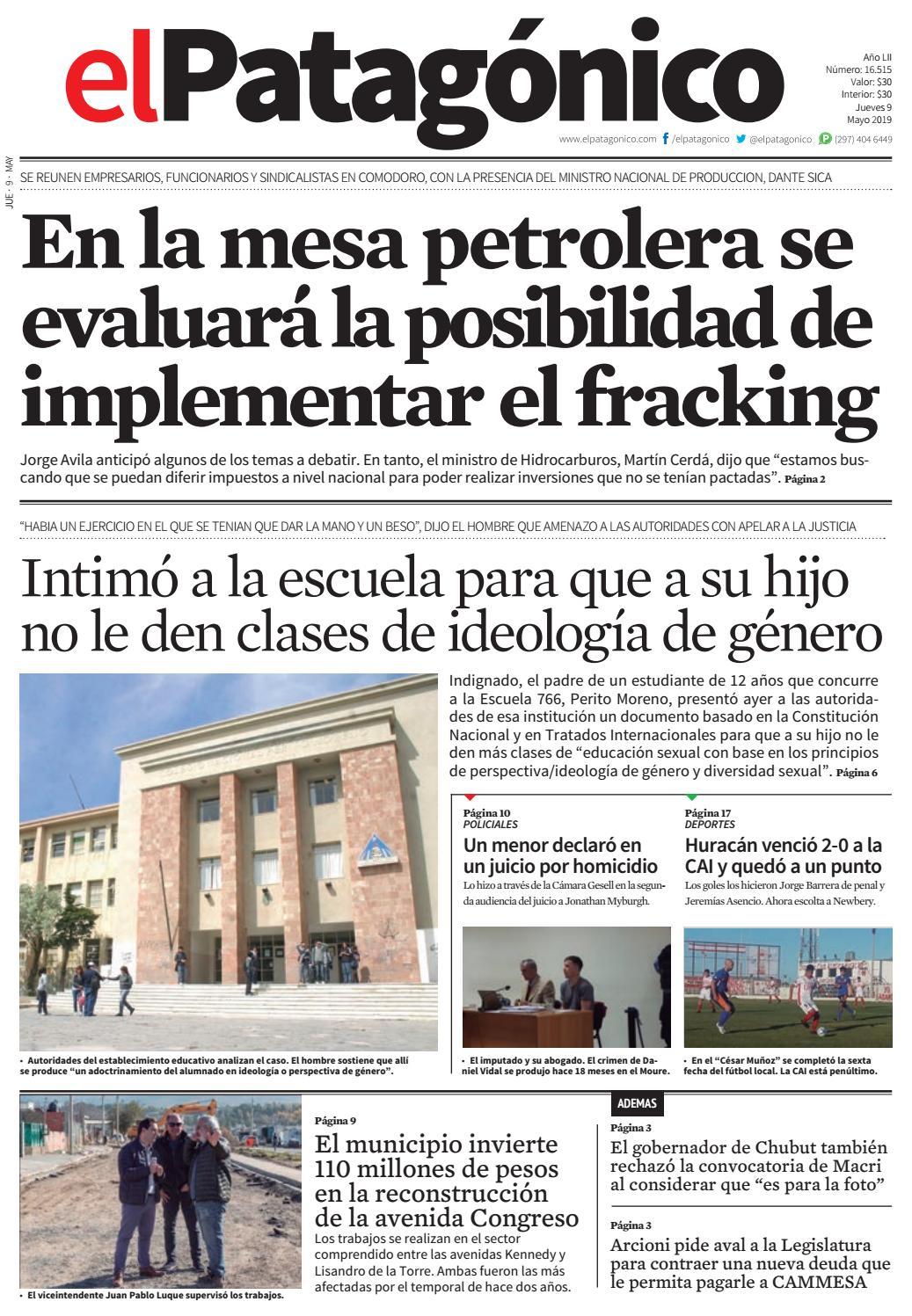 d60e23621 edicion211708052019.pdf by El Patagonico - issuu