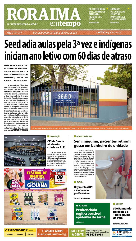 bbefba809c0b Jornal Roraima em tempo – edição 1217 by RoraimaEmTempo - issuu