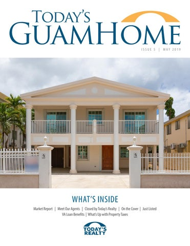 Page 1 of Today's GuamHome May 2019