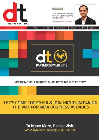 DT April Issue by Digital Terminal - issuu