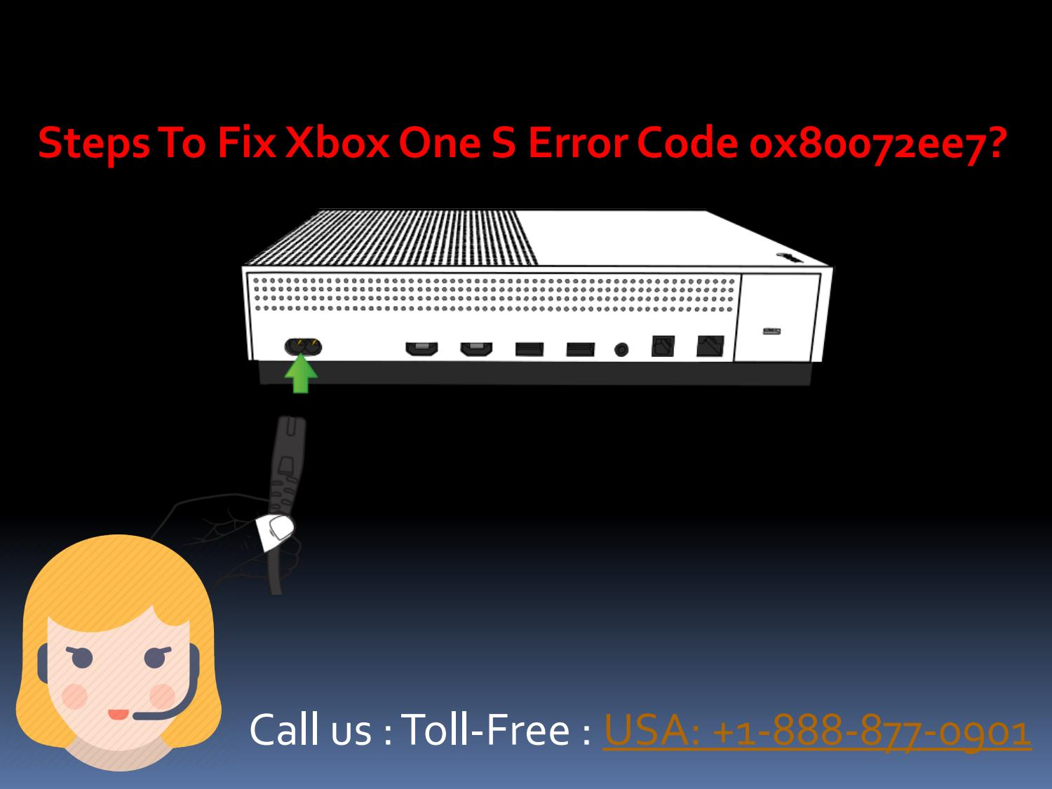 How to fix Xbox One S Error Code 0x80072 by lukecarter - issuu