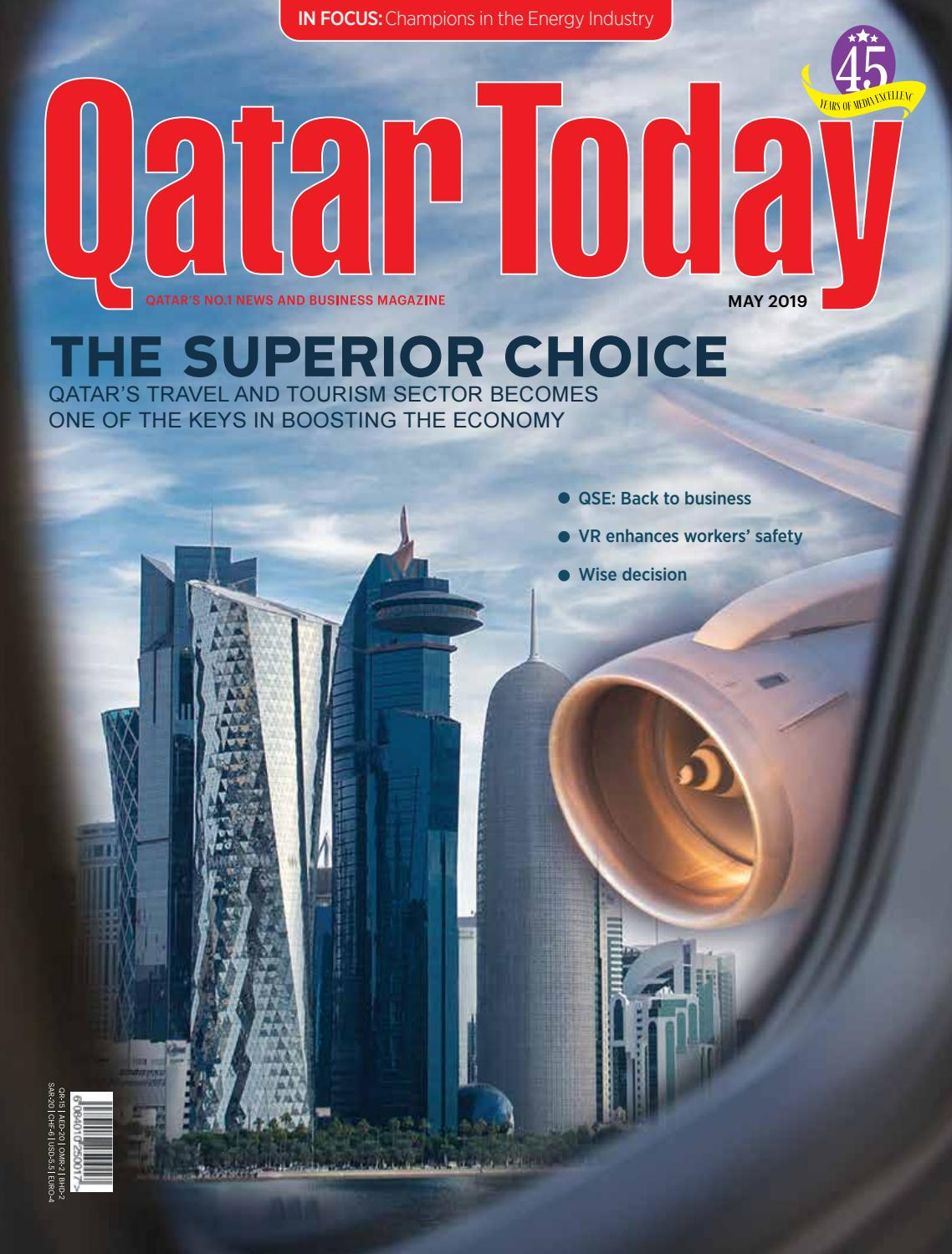 Qatar Today May2019 by Oryx Group of Magazines - issuu