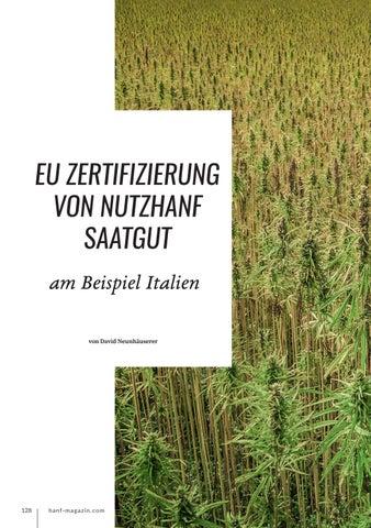 Page 128 of EU Zertifizierung von Nutzhanf Saatgut