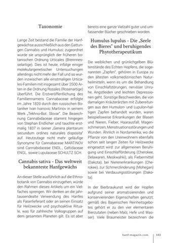Page 143 of Die Ethnobotanik der Cannabaceae