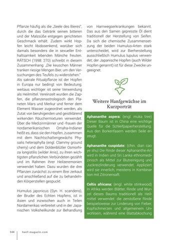Page 144 of Literatur für Hänflinge und Cannabisliebhaber
