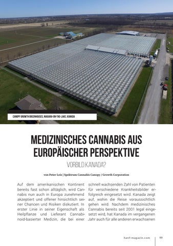 Page 99 of Medizinisches Cannabis aus Europäischer Perspektive
