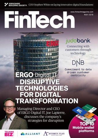 May 2019 Magazine Edition | FinTech Magazine