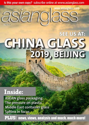 Asian Glass - AG19-3 by Bowhead Media Ltd - issuu