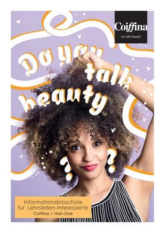 do you talk beauty? eine informationsbroschüre für