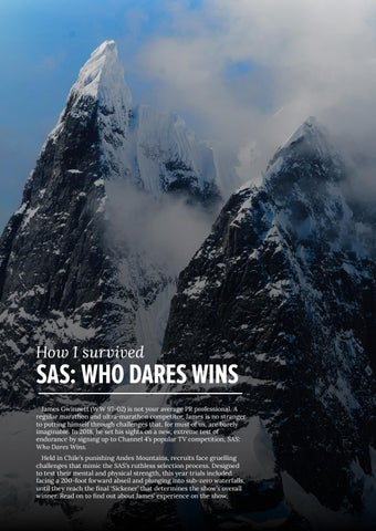 Page 25 of How I Survived SAS: Who Dares Wins