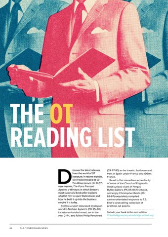 Page 46 of The OT Reading List