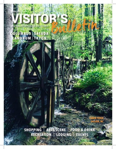 Visitors Bulletin Spring 2019 by Tryon Daily Bulletin - issuu