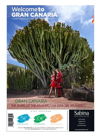391768839 Welcome to Gran Canaria . Nº 71. May-Mayo.2019 by