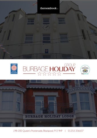 Blackpool Burbage Group By Theroombook Issuu