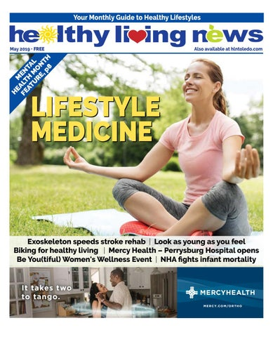 HLN May 2019 by Healthy Living News - issuu